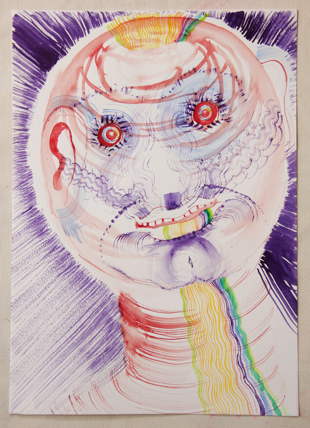 (Česky) Drawings / Kresby